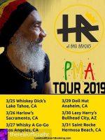 HR of Bad Brains – PMA Tour 2019